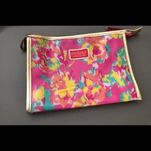 Lilly Pulitzer cosmetics case